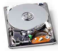 Hard Drive upgrade